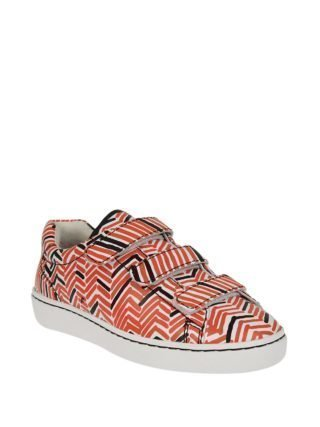 Ash Ash Leather Sneakers (wit)