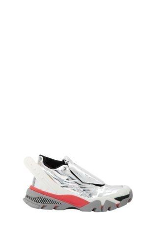 Calvin Klein Calvin Klein Carlos 10 Metallic Sneakers (zilver)