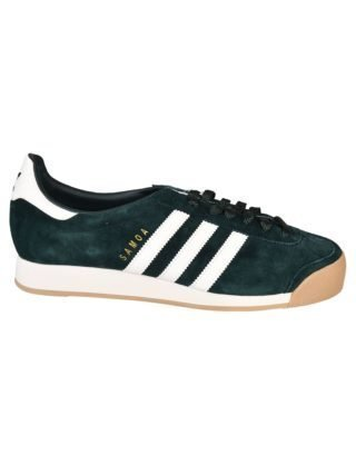 Adidas Adidas Samoa Vintage Sneakers (groen/wit/zwart)