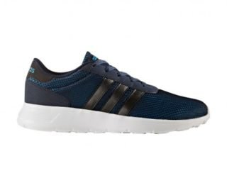 Adidas Lite Racer Blauwe Sneakers (Blauw)