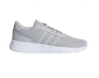 Adidas Lite Racer W Lichtgewicht Sneaker (Grijs)