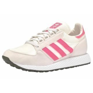 low priced 39344 34559 adidas-originals-sneakers-forest-grove-j-wit