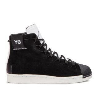 adidas Y-3 Super High (zwart)