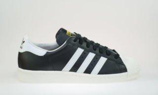 Superstar 80s (zwart)
