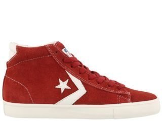 Converse Converse Pro Leather Sneakers (rood)
