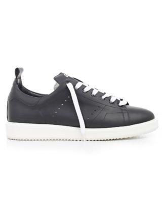 Golden Goose Golden Goose Starter Sneakers (zwart/wit)