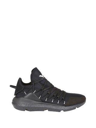 Y-3 Adidas Y-3 Kusari Sneakers (zwart)