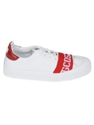 GCDS Gcds Logo Laced-up Sneakers (rood)