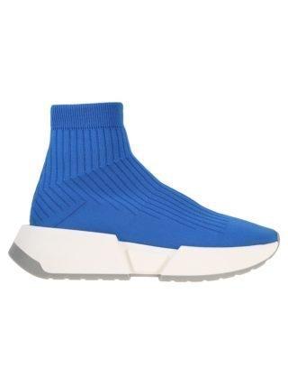 MM6 Maison Margiela Mm6 Socks Sneaker (blauw)