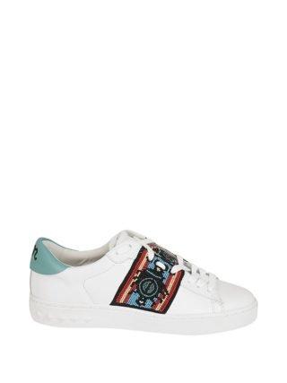 Ash Ash Navajo Style Sneakers (multicolor)