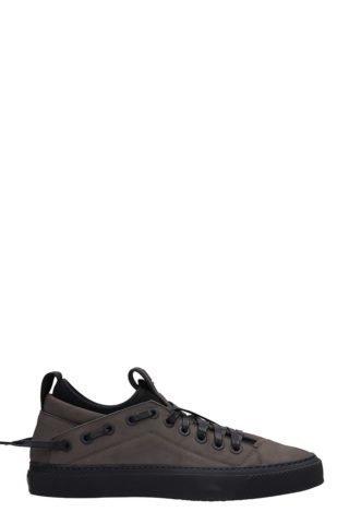 Bruno Bordese Bruno Bordese Grey Nabuk Sneakers (grijs)