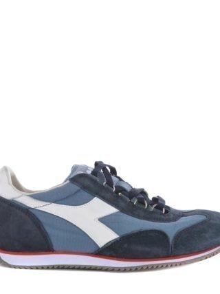 Diadora Heritage Diadora Heritage Paneled Sneakers (blauw)