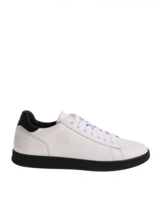 Rov Leather Sneaker (wit)