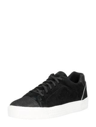PS Poelman dames sneakers – Zwart