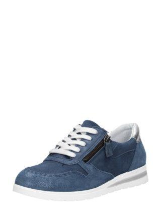 Choizz dames veterschoenen – Blauw