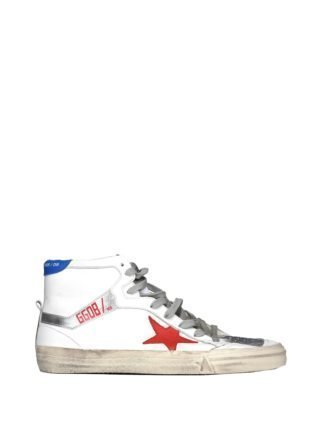 Golden Goose 2.12 Sneakers In White