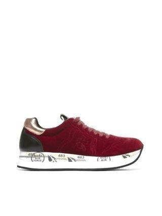 Premiata Premiata Conny Sneakers (rood)