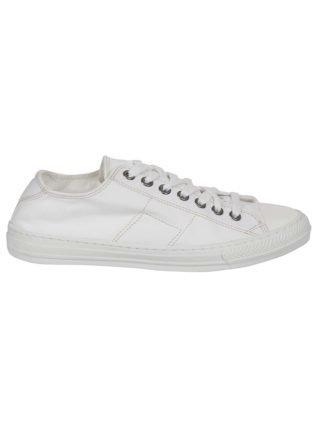 Maison Margiela Maison Margiela Perforated Sneakers (wit)