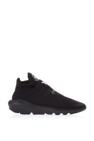 Y-3 Y-3 Suberou Black Neoprene Sneakers (zwart)