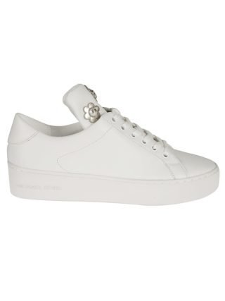 Michael Kors Michael Kors Jewelry Embellished Sneakers (wit)
