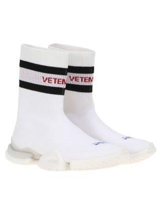 VETEMENTS Vetements Reebok Sock Pump (wit)
