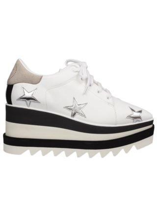 Stella McCartney Stella Mccartney Elyse Platform Sneakers (zilver)