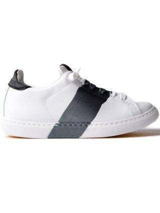 2Star 2star Contrast Detail Sneakers (wit/zwart)