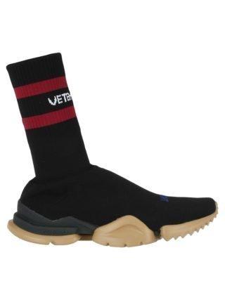 VETEMENTS Vetements Classico Sock Boot (zwart)