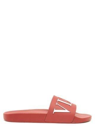 Valentino Garavani Valentino Garavani 'vlnt' Shoes (rood)