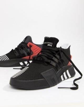 Adidas Originals EQT Bask ADV In Black AQ1013