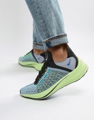 Nike Future Fast Racer In Blue AO1554-400