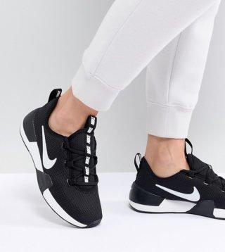 Nike Ashin In Black