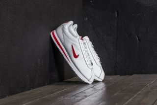 Nike Cortez Basic Jewel QS TZ White/ University Red