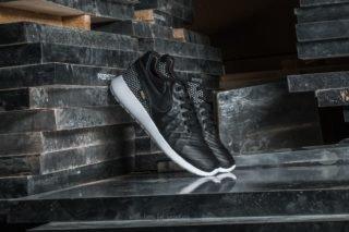 Nike Roshe Tiempo VI FC Black/ Black-White