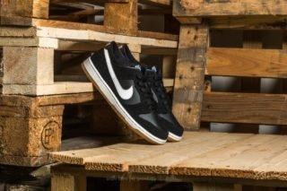 Nike Sb Zoom Dunk Low Pro Black/ White-Gum Light Brown