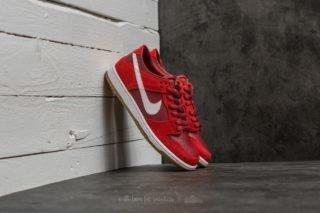 Nike SB Zoom Dunk Low Pro Track Red/ White-Cedar
