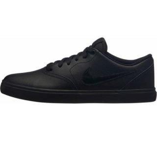 nike-sneakers-sb-check-solarsoft-skate-zwart