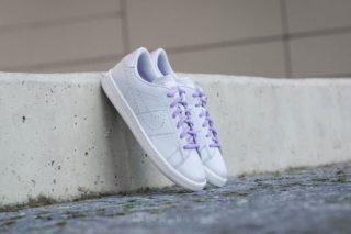 Nike Tennis Classic Premium SE GS Pure Platinum/ Urban Lilac-White