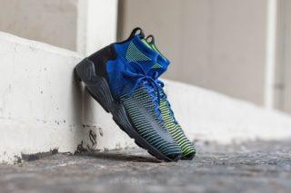 Nike Zoom Mercurial XI Flyknit Deep Royal Blue/ Black-Volt