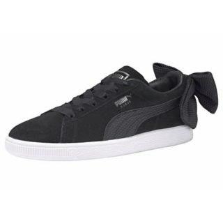 puma-sneakers-suede-bow-uprising-zwart