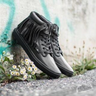 Radii Basic Black Death FG Leather