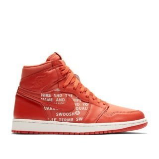 Air Jordan 1 Retro High OG (oranje)