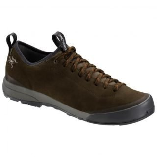 Arc´teryx Acrux SL Leather GTX Approach Shoe Zwart/Bruin