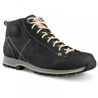 Dolomite Shoe Cinquantaquattro Mid Fg Zwart