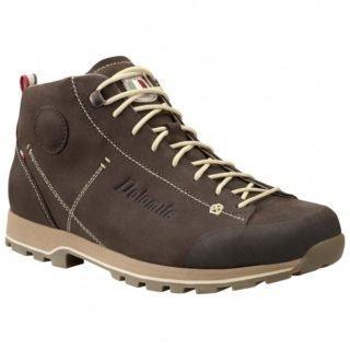 Dolomite Shoe Cinquantaquattro Mid Fg Bruin