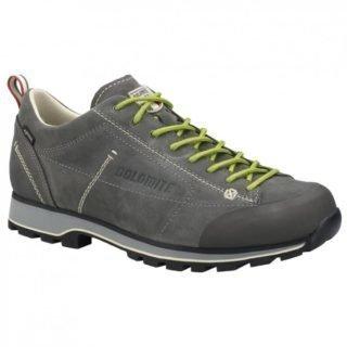 Dolomite Shoe Cinquantaquattro Low GTX Grijs/Zwart