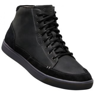 Keen Glenhaven Sneaker Mid Zwart