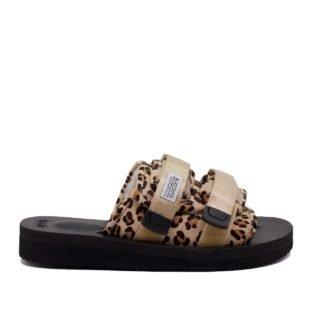 Suicoke Sandals Moto-VHL (creme/print)