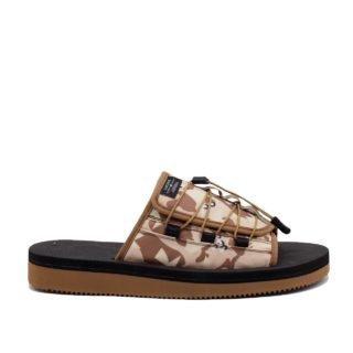 Suicoke Sandals x Juice OLAS CL-Tab (creme/blauw/beige)