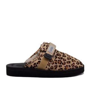 Suicoke Sandals Zavo-VHL (creme/print)